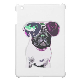 Pug Pop iPad Mini Cover