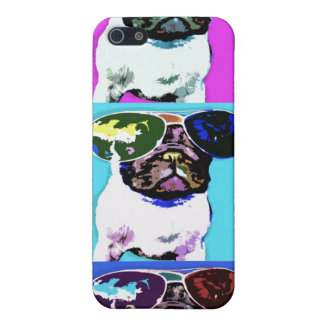 Pug Pop iPhone 5/5S Cover