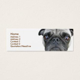 Pug Profile Card