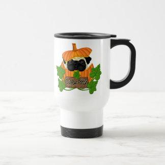 Pug Pumpkin Patch Coffee Mug