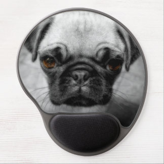 Pug Pup Gel Mouse Mat