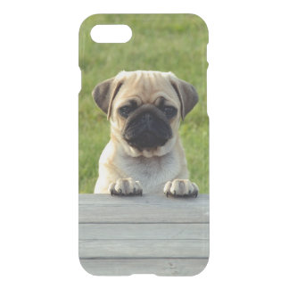 Pug Pup iPhone 8/7 Case