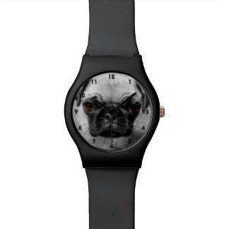 Pug Pup Wrist Watches