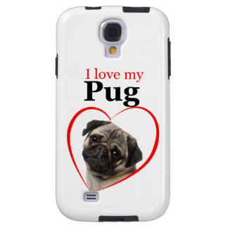 Pug Samsung Galaxy Case
