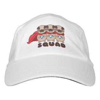 Pug Squad Pugs To The Rescue Hat Cap