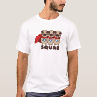 Pug Squad Pugs To The Rescue Men's Tee