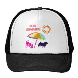 pug summer cap