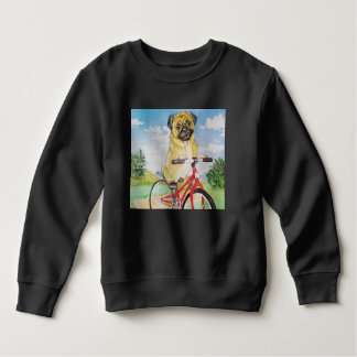 Pug Sweater Kids