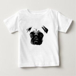 pug+tshirts baby T-Shirt