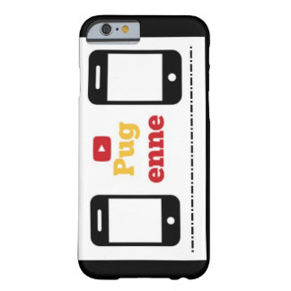 Pugenne IPhone Case