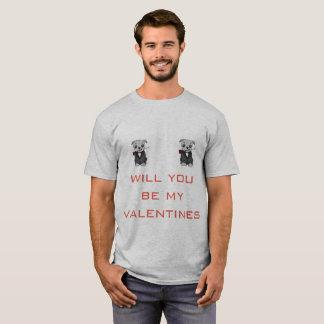 Pugenne Valentines shirt