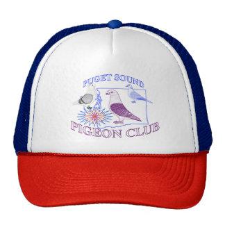 Puget Sound Pigeon Club Trucker Style Hat