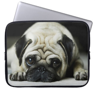 Pugged Out Laptop Sleeve