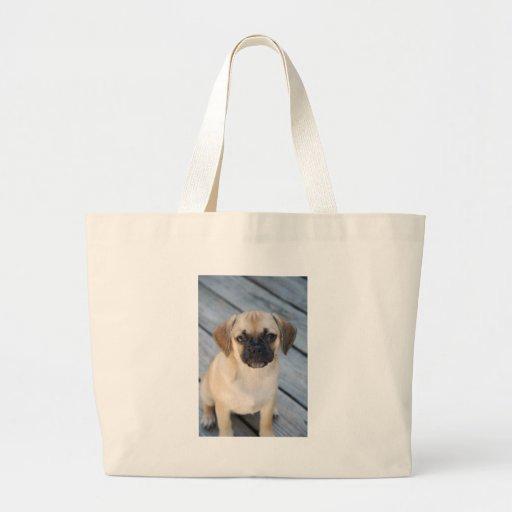 Puggle Canvas Bags