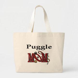 puggle bones Tote Bag