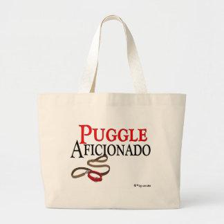 Puggle Jumbo Tote Bag