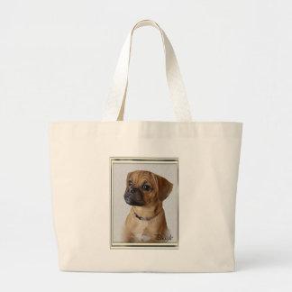 Puggle Lovers Gifts Bag