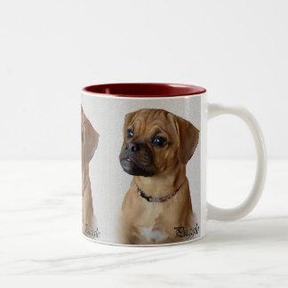 Puggle Lovers Gifts Coffee Mugs