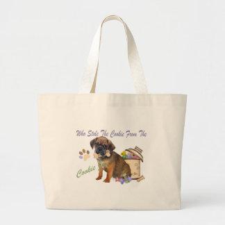 Puggle Store Cookies From Cookie Jar gifts Jumbo Tote Bag