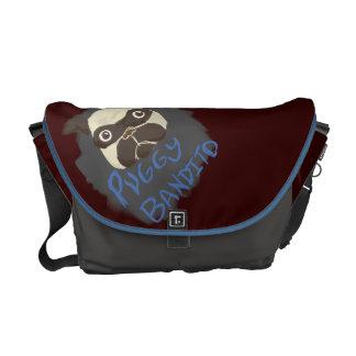 Puggy Bandito Rickshaw Zero Messenger Bag