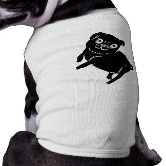 Puggy Doodle Sleeveless Dog Shirt
