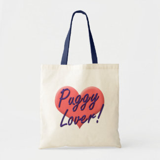 Puggy Lover Tees and Gifts by Audra Phillips Bag