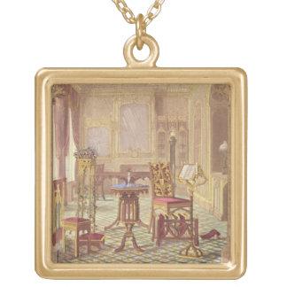 Pugin s Gothic Furniture by Augustus Charles Pugi Custom Jewelry