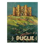 Puglie (Puglia) Postcard