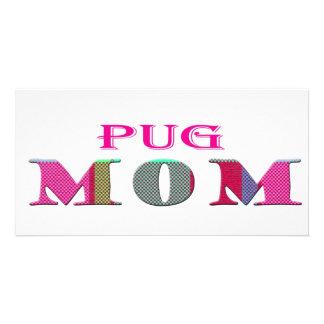 PugMom Photo Cards