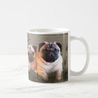 Pugs and Kisses Mug