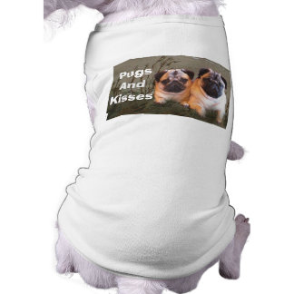 Pugs and Kisses Pet Clothing