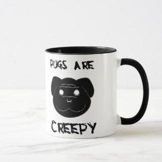 Pugs are Creepy Mug