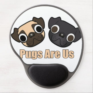 Pugs Are Us Mouse Pad