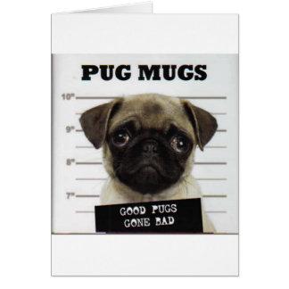 Pugs Card