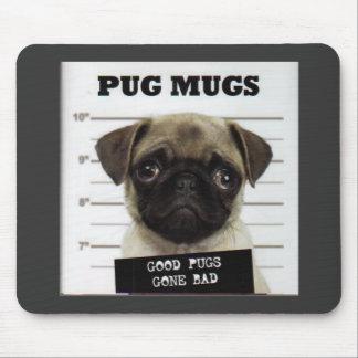 Pugs Mouse Mat