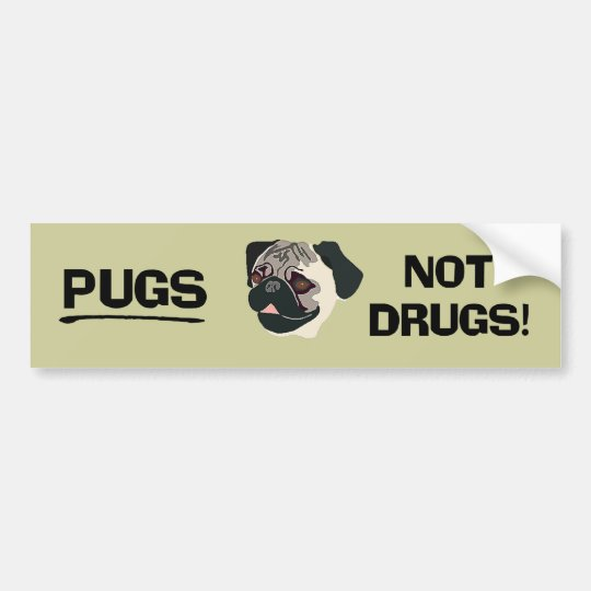 Drugs Is Cool Bumper Stickers