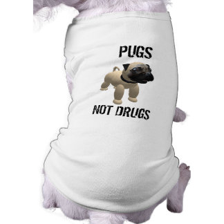 Pugs Not Drugs Shirt