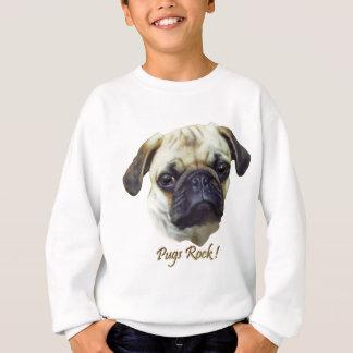 Pugs-Rock Sweatshirt