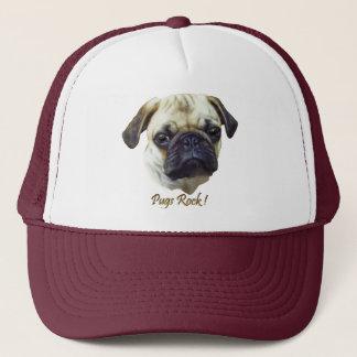 Pugs-Rock Trucker Hat