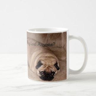 "Pugsley ""Pug Loaf Anyone?"" Mug"