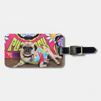 Pugstock 2015 - Lucy - Pug Luggage Tag
