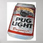 Pugweizer Light Beer