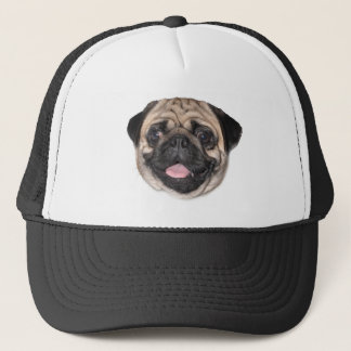 Pugzy Face Cap