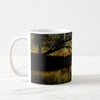 """""""Puhajarve sunset"""" Coffee Mug"""
