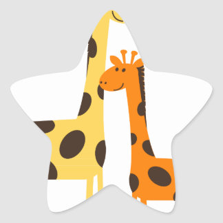 Puk enTimo Star Sticker
