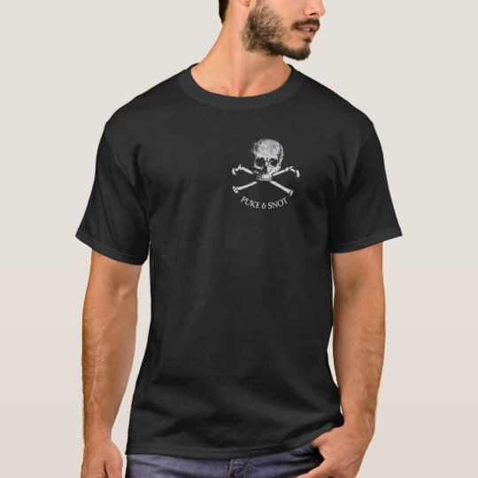 """Puke & Snot """"Reality Is An Illusion"""" T-Shirt"""