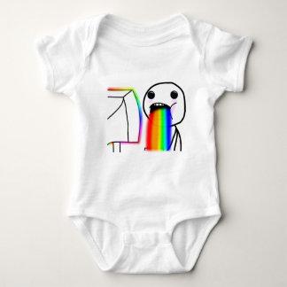 Pukes Rainbows T-shirts