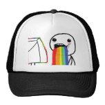 Puking Rainbows Cap