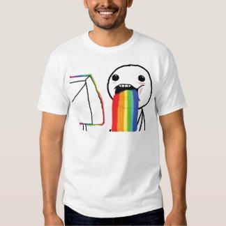 Puking Rainbows Tshirt