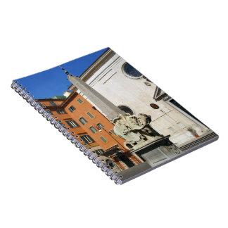 Pulcino Della Minerva Notebook